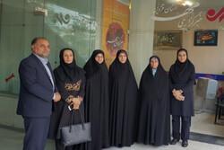مدیران زن استان قزوین از تلاش خبرگزاری مهر تجلیل کردند