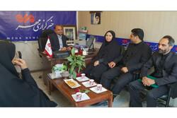 رسانه ها بویژه خبرگزاری مهر بازوی توانای مدیریت شهری است