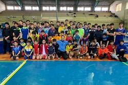 طرح استعدادیابی تنیس روی میز در مدارس اردبیل اجرا میشود