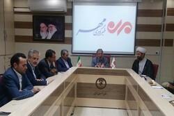 خداقوت فرماندار بیرجند به خبرنگاران مهر خراسانجنوبی