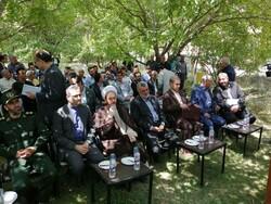 بازدید وزیر جهاد کشاورزی از دو طرح کشاورزی در قوچان 