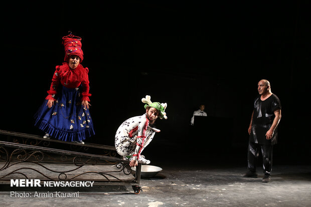 tiyatro oyunu
