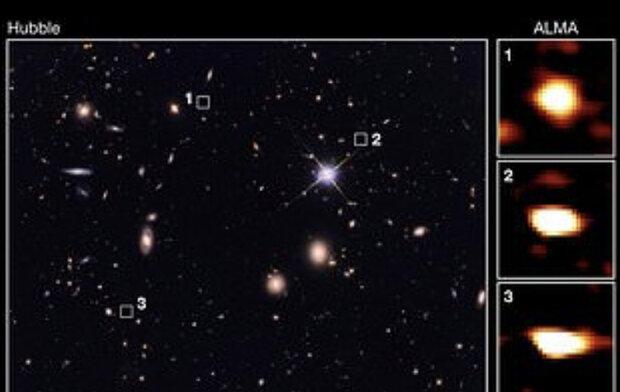 کشف ۳۹ کهکشان ناشناخته در جهان