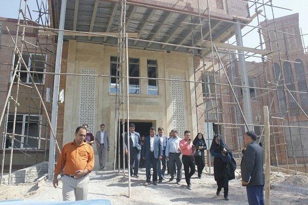۱۰ میلیارد تومان پروژه عمرانی در مهریز اجرا می شود