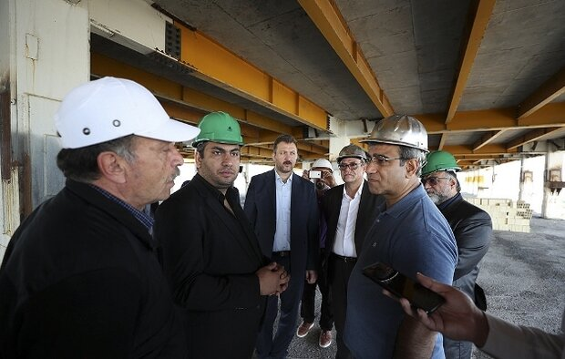 پروژه دامون ساحلی پیشرفت قابل ملاحظه ای دارد