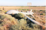 سرنگونی پهپاد آمریکایی توسط پدافند موشکی روسیه