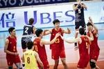 والیبال انتخابی المپیک,دیدار چین و فنلاند