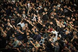 شاہ عبدالعظیم کے حرم میں ایام مسلمیہ کی مناسبت سے عزاداری