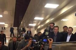 عملیات اجرایی خط چهار قطار شهری مشهد آغاز شد