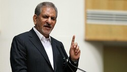 Iran's economy stable a year after struggling with sanctions: VP Jahangiri