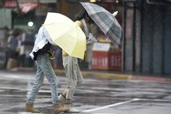 VIDEO: Typhoon Lekima hits Japan before heading to China