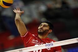 شفیعی امتیاز آورترین بازیکن ایران در دیدار مقابل کره جنوبی شد