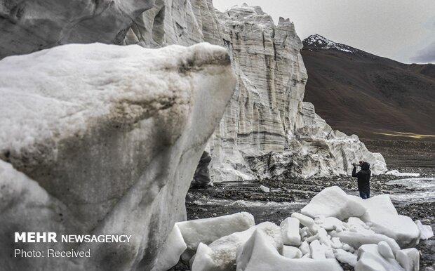 یخچال های طبیعی تبت