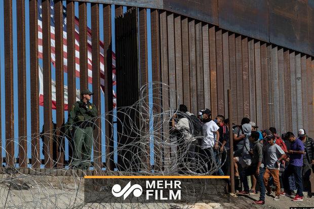 عملیات ضد مهاجرتی در آمریکا