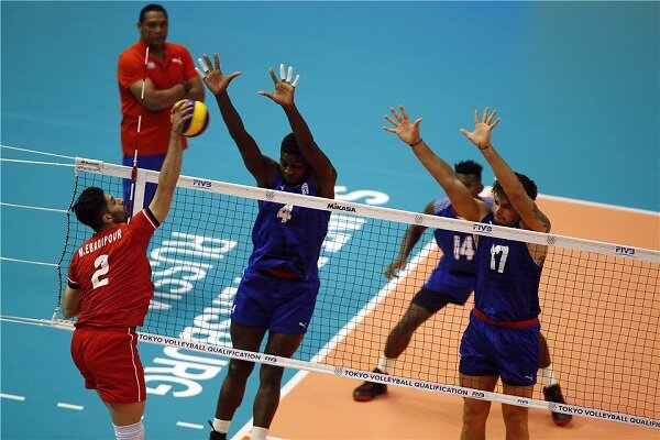 Iran wins Cuba with dramatic comeback: 2020 Olympic qualifiers