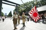 هدف ژاپن از تشکیل واحد نظامی فضایی مهار چین نیست