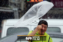 VIDEO: Typhoon Lekima makes landfall in China
