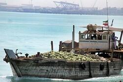 ۴ فروند لنج تجاری در پارسیان توقیف شد