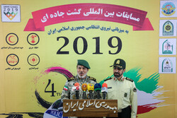 Road Patrol contest of intl. Army Games 2019 kicks off in Tehran