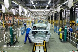 Iran to set up domestic automotive parts production site in some countries