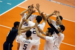 VIDEO: Iran vs Mexico highlights at Tokyo volleyball qualifications