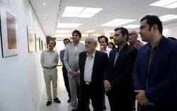 نمایشگاه  بین المللی کاریکاتور تهران در بوشهر افتتاح شد