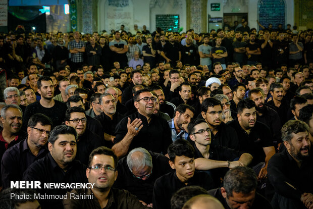احياء ذكرى استشهاد مسلم ابن عقيل(ع) في طهران