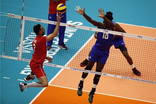 VIDEO: Iran vs Cuba highlights at Tokyo volleyball qualifications