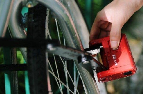 اولین قفل بیومتریک دوچرخه تولید شد