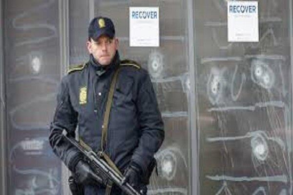 Danimarka'da polis merkezinde patlama meydana geldi