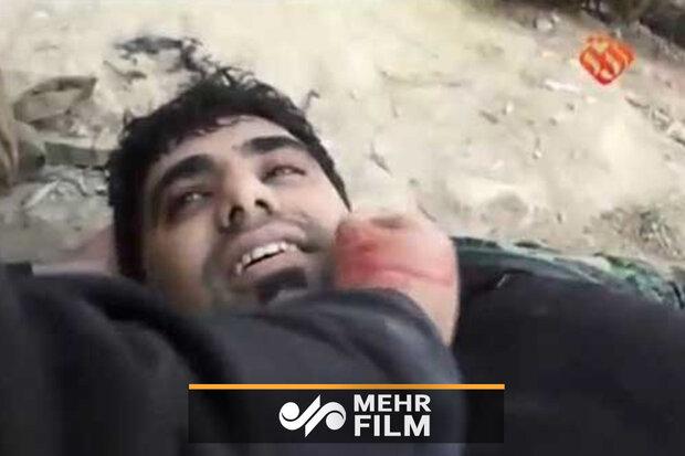 لحظه شهادت تیم مستندساز عراقی در جنگ با داعش