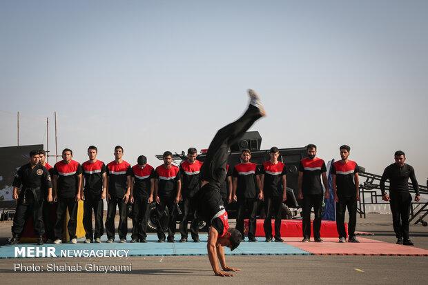 Road Patrol contest kicks off in Tehran