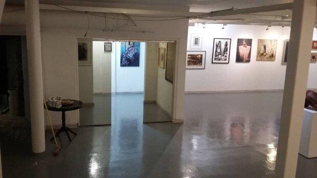 نمایش آثاری از «یکصد هنرمند معاصر شیراز»