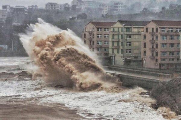 طوفان درچین با۲۹ کشته و مفقود/یک میلیون نفر منازلشان را ترک کردند