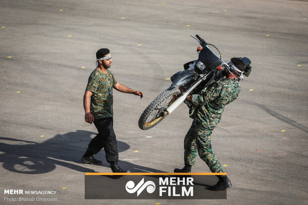 مسابقات بینالمللی گشت جادهای پلیس