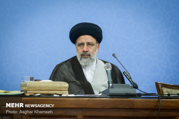 Judiciary chief's meeting with legal experts