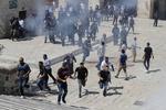 شهادت جوان ۱۸ ساله فلسطینی در پی حمله شهرک نشینان صهیونیست