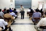 پذیرش دانشگاه فرهنگیان استان بوشهر ۴۰ درصد افزایش یافت