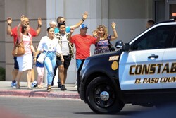 Mass Shooting in the US El Paso
