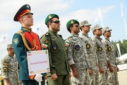 Iran runner-up at 'Guardians of Order': 2019 Intl. Army Games