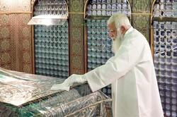 پیام تسلیت تولیت آستان قدس رضوی در پی ارتحال آیتالله آصف محسنی