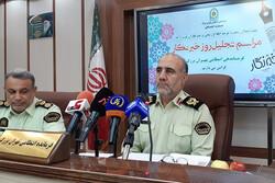 توضیح رئیس پلیس پایتخت در مورد یک فیلم منتشر شده در فضای مجازی/ارائه آمار ۴ ماهه پلیس پایتخت