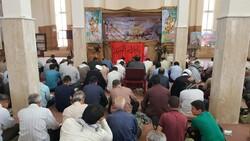 طنین دعای روحبخش عرفه در سرزمین ایثار و حماسه