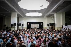 عزاداری رحلت پیامبر اکرم(ص)در امامزاده قاضیالصابر برگزار میشود