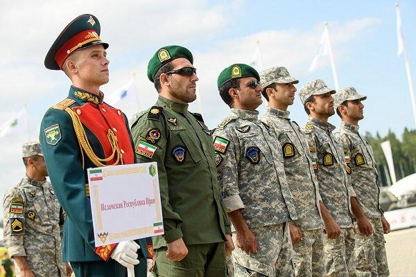 Iran runner-up at 'Guardians of Order': 2019 Intl. Army Games
