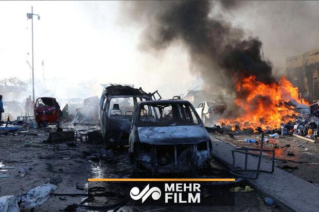 VIDEO: Tanzania fuel tanker blast