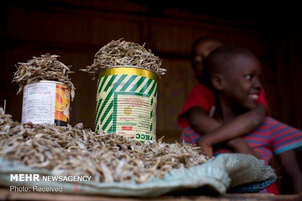 زندگی در بزرگترین منطقه کپرنشین آفریقا