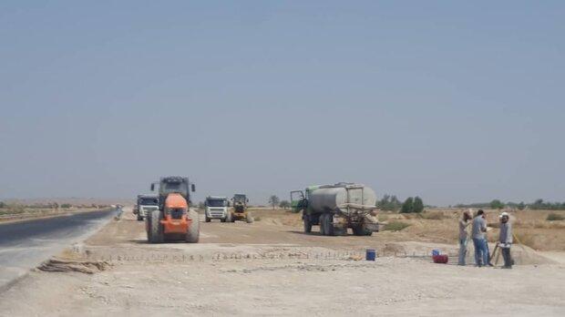 مسیر مهران - پایانه مرزی شش بانده می شود