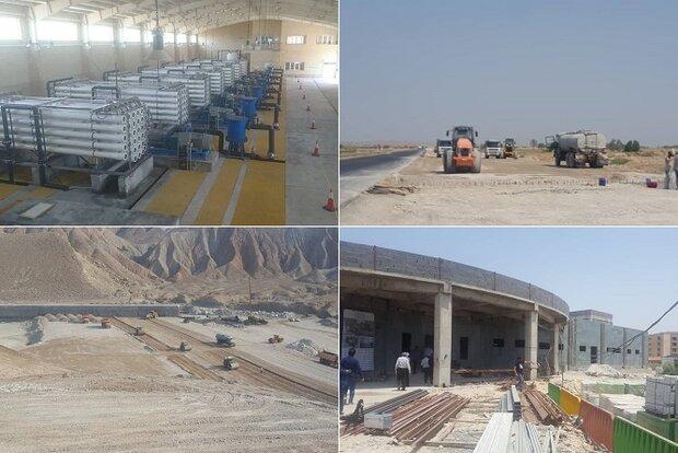 پروژههای عمرانی استان بوشهر فعال است/ نظارت مستمر و جدیت در اجرا