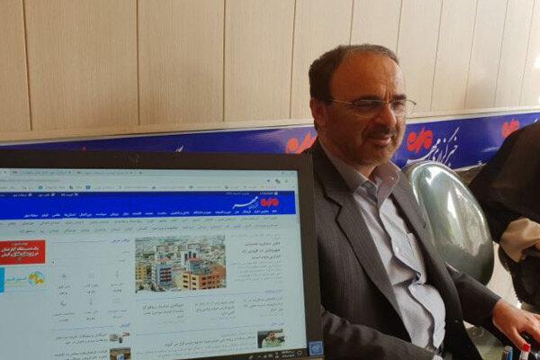 خبرگزاری مهر استان قزوین با رعایت اصول حرفه ای فعالیت می کند